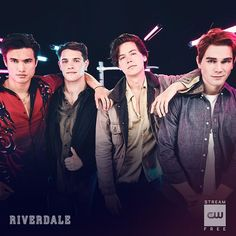 Summer is heating up. Stream free: Link in bio. Netflix Series, Series Movies, Tv Series, Riverdale Cw, Riverdale Memes, Stranger Things, Archie Comics Riverdale, Riverdale Characters, The Cw