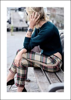 Plaid | FASHIONATA