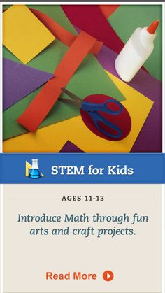 Help kids apply #math skills to fun art projects. Click for more. #STEM