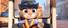 Feel that beat Judy Hopps! (GIF) by TheBeaker.deviantart.com on @DeviantArt