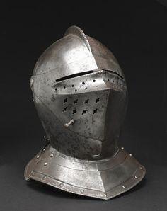 German close helmet, 16th century