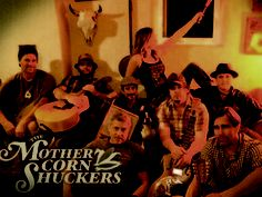 The Mother Corn Shuckers - Band