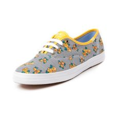 50$ - Shop for Womens Taylor Swift Keds Champion Rose Casual Shoe in Blue Yellow at Shi by Journeys. Shop today for the hottest brands in womens shoes at Journeys.com.