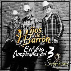 Los Hijos De Barron ft. La Septima Banda - En Vivo Cumpleaño : En Vivo 2013 - Sinaloa-Mp3