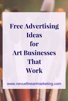 Best Free Advertising Ideas for Art Businesses Free Advertising Ideas for Art Businesses. Advertising doesn't have to be expensive. Learn how to build brand awareness to people around the world. Street Marketing, Guerilla Marketing, Business Marketing, Online Marketing, Advertising Techniques, Advertising Ideas, Print Advertising, Advertising Campaign, Print Ads