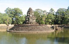 Cambodia Temple #6: Neak Pean Temple