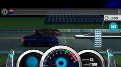 Extreme Drag Racing: captura de tela