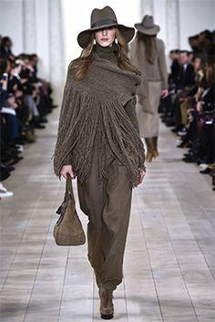 2015 Fall Fashion Show | Ralph Lauren  ❤❥*~✿Ophelia Ryan✿*~❥❤