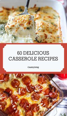 Delicious Casserole Recipes What's better than a hot, fresh casserole straight out of the oven? Not much—except the knowledge that you've always got a foolproof recipe for one in your back pocket at all times. Crock Pot Recipes, Casserole Recipes, New Recipes, Cooking Recipes, Favorite Recipes, Healthy Recipes, Yummy Recipes, Cooking Fails, Cooking Courses