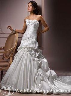 Maggie Sottero Bridal Gown Tasarla