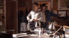 Caleb: So how's Amy? Ty: You just say her! Caleb: Well, we didn't get to chat. Heartland Season 9, Heartland Tv Show, Ty And Amy, Graham Wardle, Best Shows Ever, Favorite Tv Shows, Gifs, Presents