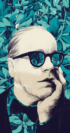 EDITORIALS 3 on Behance — Simon Prades Philip Seymour Hoffman