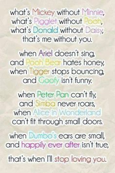 Disney quote ❤ so awesome this is the best quote ever and so true: