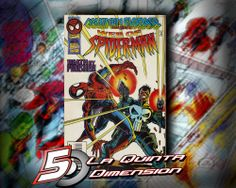 WEB OF SPIDER-MAN # 127 PARTE DE MAXIMUM CLONAGE $ 50.00 Para más información, contáctanos en http://www.facebook.com/la5aDimension