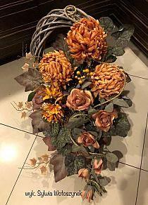 Funeral Sprays, Grave Decorations, Flower Arrangements, Wreaths, Fall, Creative, Gardening, Beautiful, Wedding Flower Arrangements