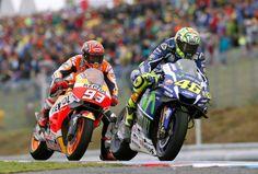 PT. Rifan Financindo Berjangka, Lintasan basah dan lama mengering di MotoGP Ceko…