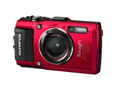 Picture of Olympus TG-4 compact camera