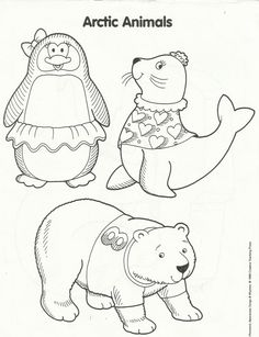arctic animal activities for preschool 1000 images about arctic animals theme on 790