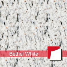 Bethel White Granitplatten