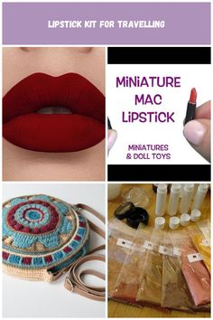 My Lipstick Colors and Travel Kits #lipstick #lipstickcolors #lipstickcolorsneutral #makeup #makeuplooks #makeuplipstick #makeuplover lipstick DIY Lipstick Kit For Travelling