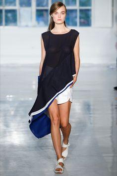Zero + Maria Cornejo - Spring Summer 2015 Ready-To-Wear - Shows - Vogue.it