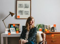 Inside Kate Kiefer Lee's peaceful home office   Web design   Creative Bloq