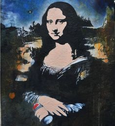 Blek Le Rat - Mona LisaMona Lisa Art, Ideas Nature , HomeMore Pins Like This At FOSTERGINGER @ Pinterest