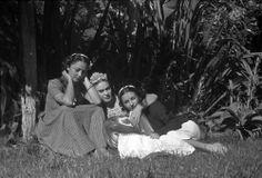 Frida Kahlo, Cristina Kahlo, Rosa Covarrubias