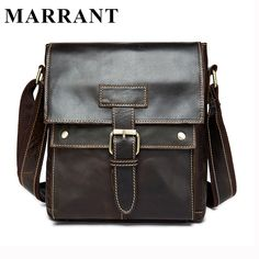 Handbags  MARRANT Genuine Leather Men Bags Hot Sale Male Small Messenger Bag Man Fashion Crossbody Shoulder Bag Men's Travel New Bags 9040 * AliExpress Affiliate's Pin. Detailed information can be found on AliExpress website by clicking on the VISIT button