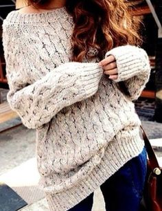 sweater cozy oversized sweater grey pretty hipster wool sweater knitted gray sweater cable knit fall sweater sweater weather oversized clothes thick cold winter sweater cozy sweater style country big sweaters grey sweater cardigan lightbrown knitted sweater oversizedsweater chunky knitwear beige white outfit fall outfits cute outfits