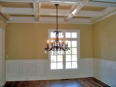 traditional southern dining rooms | Simply Southern Traditional Homes, Inc. - Georgia Custom Homes