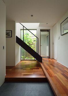 光がふりそそぐ家・間取り(東京都練馬区)  ローコスト・低価格住宅   注文住宅なら建築設計事務所 フリーダムアーキテクツデザイン