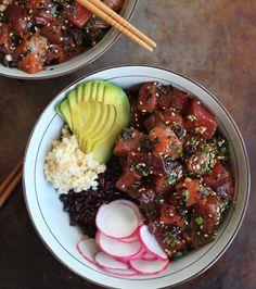 Directement venu d'Hawaï, le « Poke bowl » (à prononcer Pokai bowl) est LE nouveau plat healthy dont tout le...