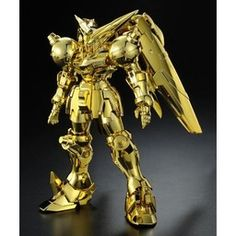 Kidou Butouden G Gundam - GF13-001NHII Master Gundam - HGFC - Hyper Mode (Bandai)