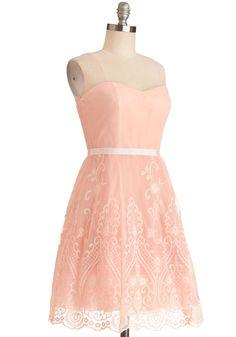 Fancy Free-Spirited Dress, #ModCloth