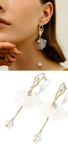 #Earrings #Abstract #Modern #Earring #Stud #DangleEarring #JewelryUnique #Cute #Fashion #Earrings2018 #GiftsForWomen for Her #Trend Jewllery