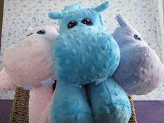 Hippo STUFFED ANIMAL Sewing Pattern