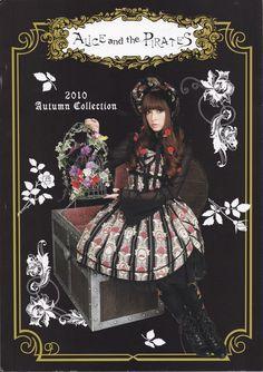 2010 Autumn Collection (Brand Catalog, LOOK BOOK) from Baby, the Stars Shine Bright - Lolita Desu