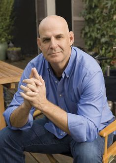 The Stranger: A Conversation with Harlan Coben