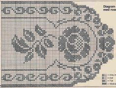 Five very nice tablecloth. Each scheme is beautiful and i  do not know that I chose the story. Select one scheme and start crochet​​. ...