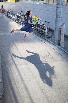 Levitation by Natsumi Hayashi.