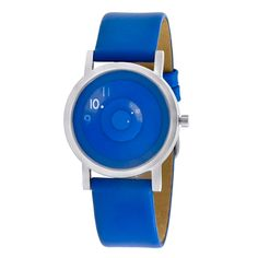 Reveal Watch in Blue.  Shows current time by fading in and fading out.  Very cool.