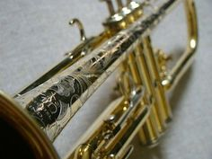 1956 Martin-Committee-trumpet-original-GOLDPLATE-and-ENGRAVING $6995
