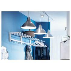 Ikea TJUSIG,şapka rafı, beyaz 84,99tl Ebatlar Genişlik : 79 cm  Derinlik : 32 cm  Yükseklik : 25 cm