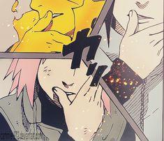 Tutto su Naruto e Boruto🍥 - Team 7 Naruto And Sasuke, Itachi, Anime Naruto, Naruto Team 7, Naruto Gaiden, Naruto Shippuden Anime, Sakura And Sasuke, Naruto Art, Manga Anime