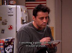 Friends // Joey