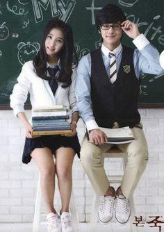 Boys Over Flowers ♥ Kim So Eun as Chu Ga Eul ♥ Kim Bum as So Yi Jung