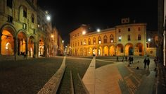 Panoramic P.zza Santo Stefano by Alessandro Vitale on 500px