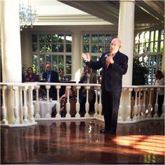 IAEE Midyear Meeting: IAEE President Steven Hacker