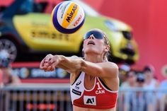 Canadians' beach volleyball fate out of their own hands Fivb Beach Volleyball, April Ross, Tie Break, Latest Sports News, World Championship, Canada, Bronze, Tours, Play